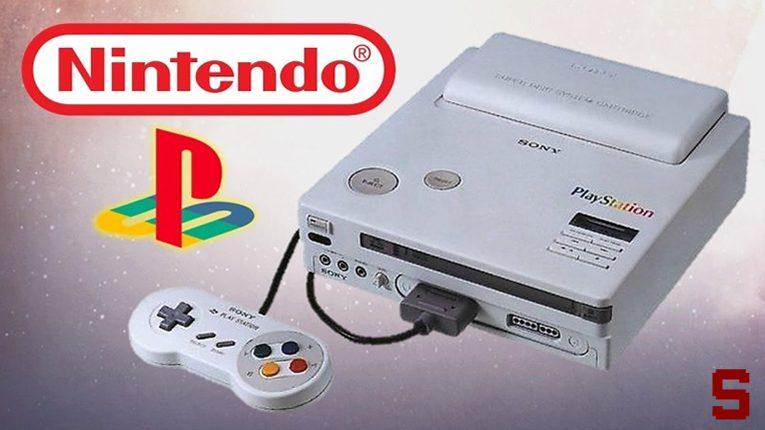 Nintendo Playstation | La console mai arrivata sul mercato