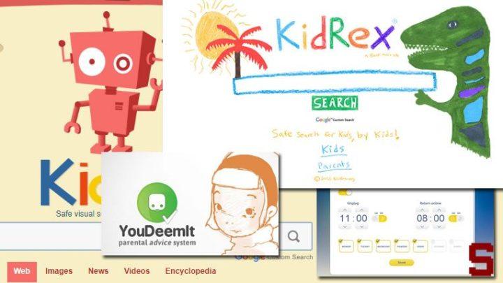 Navigare sul web, Come rendere sicura la navigazione per i bambini