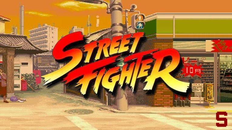 Street Fighter   Da 30 anni la storia dei fighting games