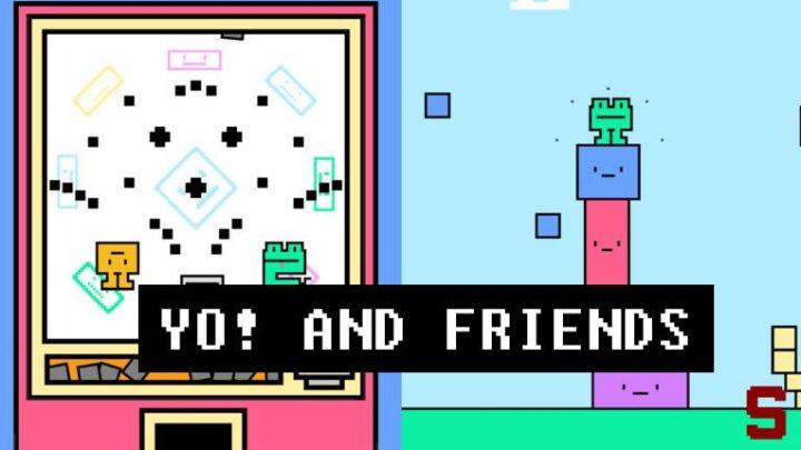 Dopo Yo! Let's Up arriva il gioco Yo! And Friends