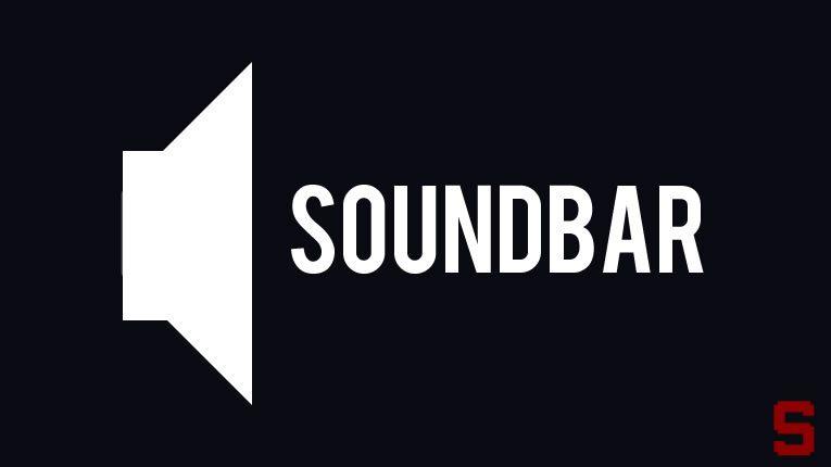 Cosa sono le Soundbar?