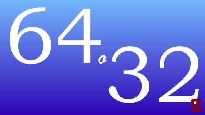 Scoprire se il computer è 32 o 64 bit