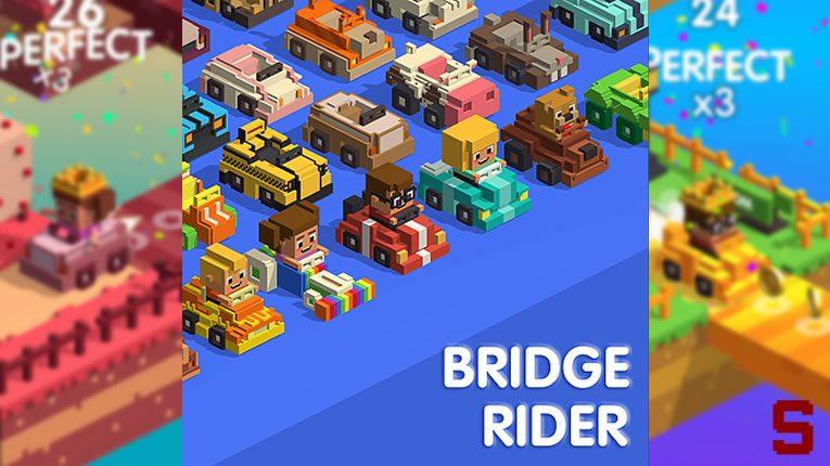 Giochi da provare | Bridge Rider per iOS e Android