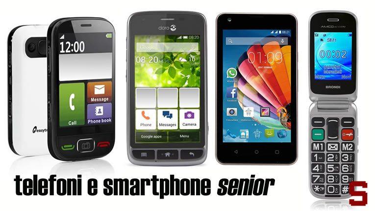 I migliori telefoni per anziani