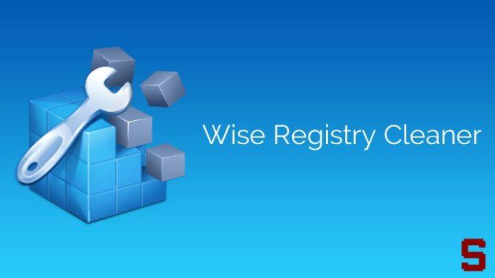 Wise Registry Cleaner | Pulizia del registro veloce e sicura