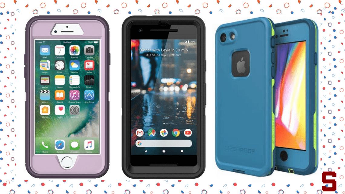 5 cover indistruttibili per iPhone e smartphone Android