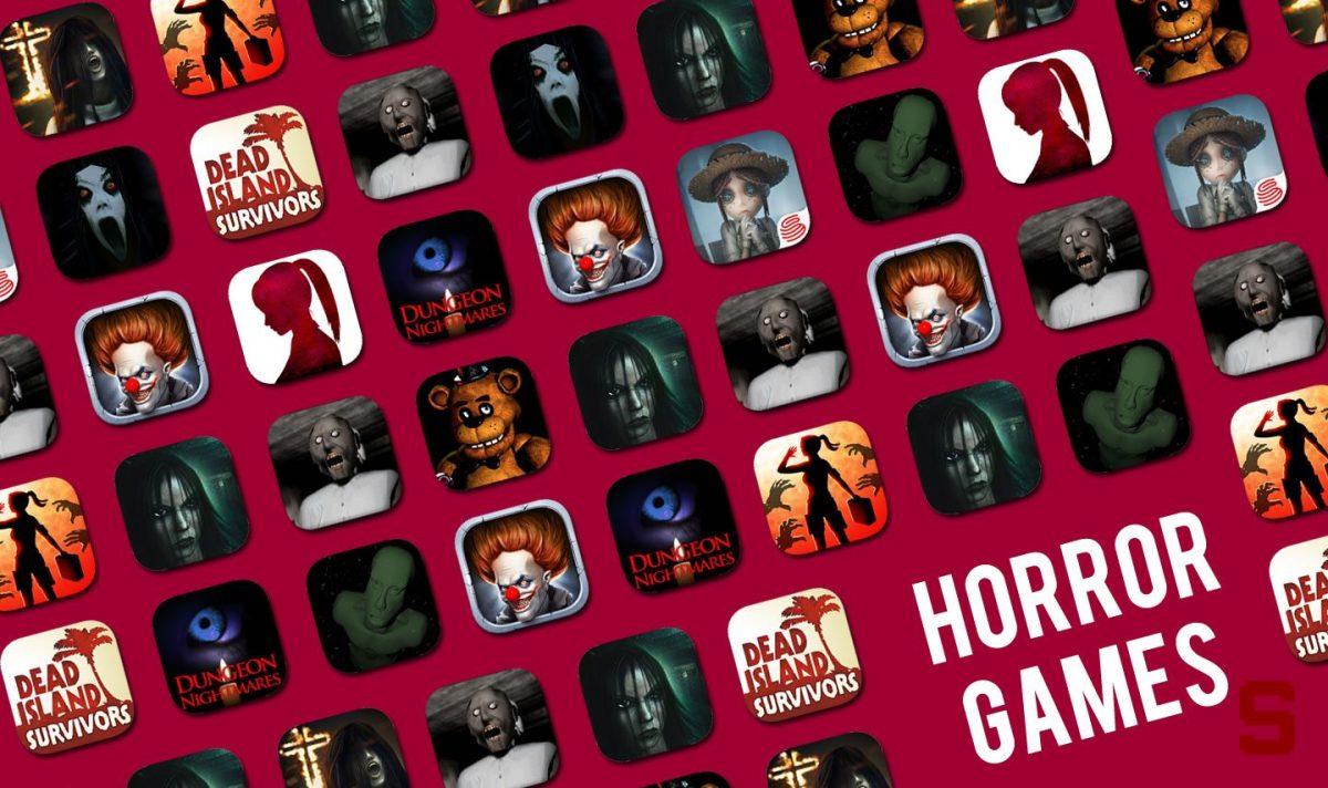 I migliori giochi Horror per smartphone