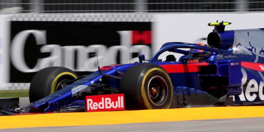 Prove libere GP del Canada 2019 della Scuderia Toro Rosso