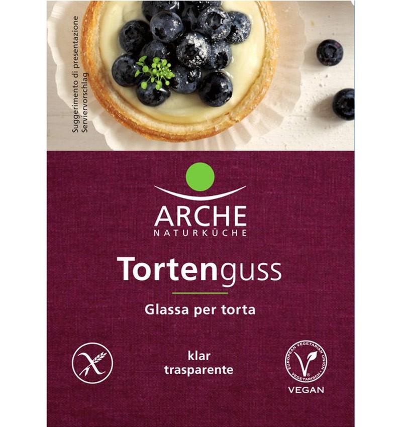 Arche Naturküche - Gelatina naturala transpartenta bio, 3x15 g