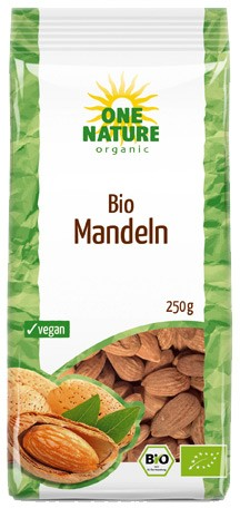 ONE NATURE - Migdale bio, 250g