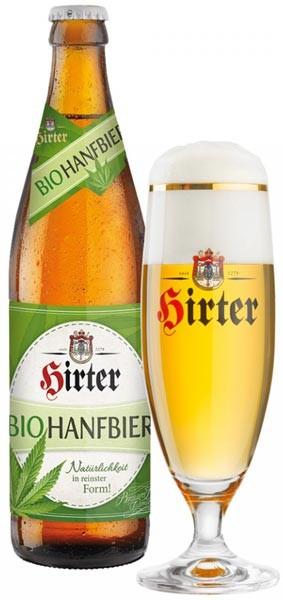 Hirter - Bere BIO cu canepa, 500ml