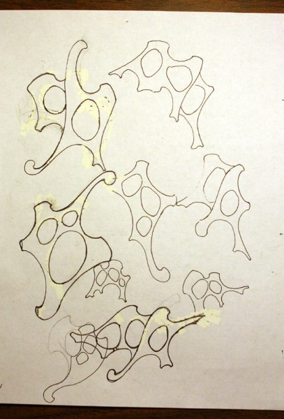 wall-sketches-on-paper