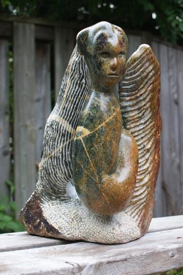 Lamia Sculpture