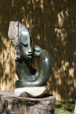 He She Sculpture