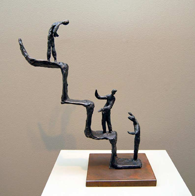 Marilee Shapiro Asher sculpture