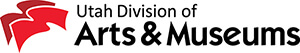 Utah Division of Arts and Museums logo
