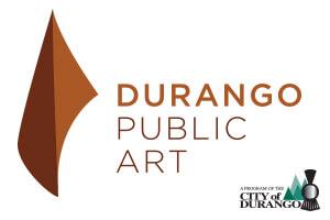 Durango Public Art logo