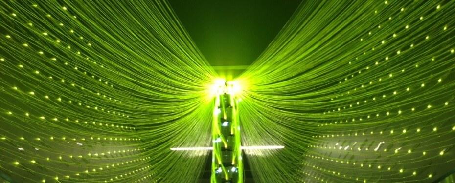 Filament Mind, Artist:Brian W. Brush, Yong Ju