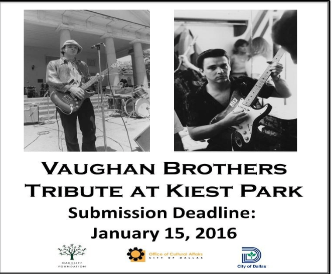 Vaughan brothers sculpture tribute