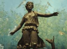 Ancient Bronze Sculpture