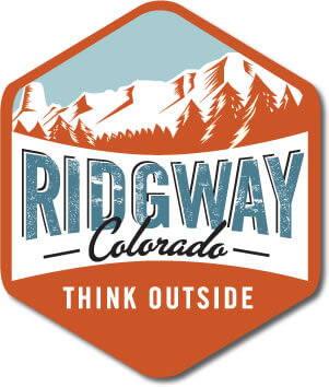 Ridgway Colorado logo Call for Artists