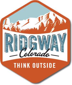 Ridgway Colorado logo Call for Artists