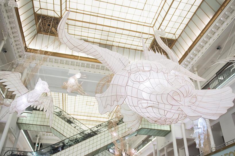 Ai Weiwei massive kites