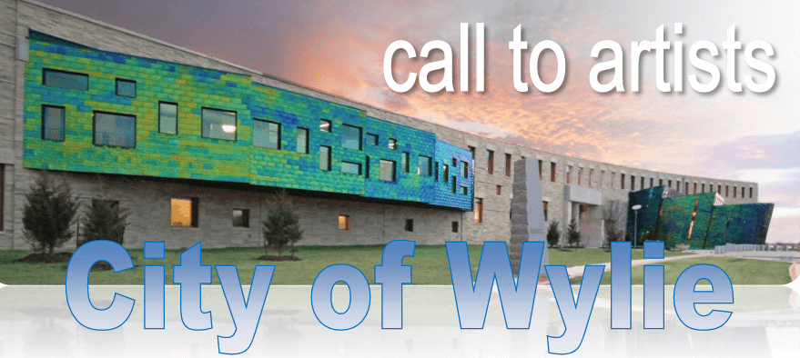Wylie Texas Call for Artists