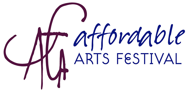 Affordable Arts Festival logo