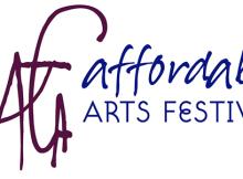 Affordable Arts Festival logo