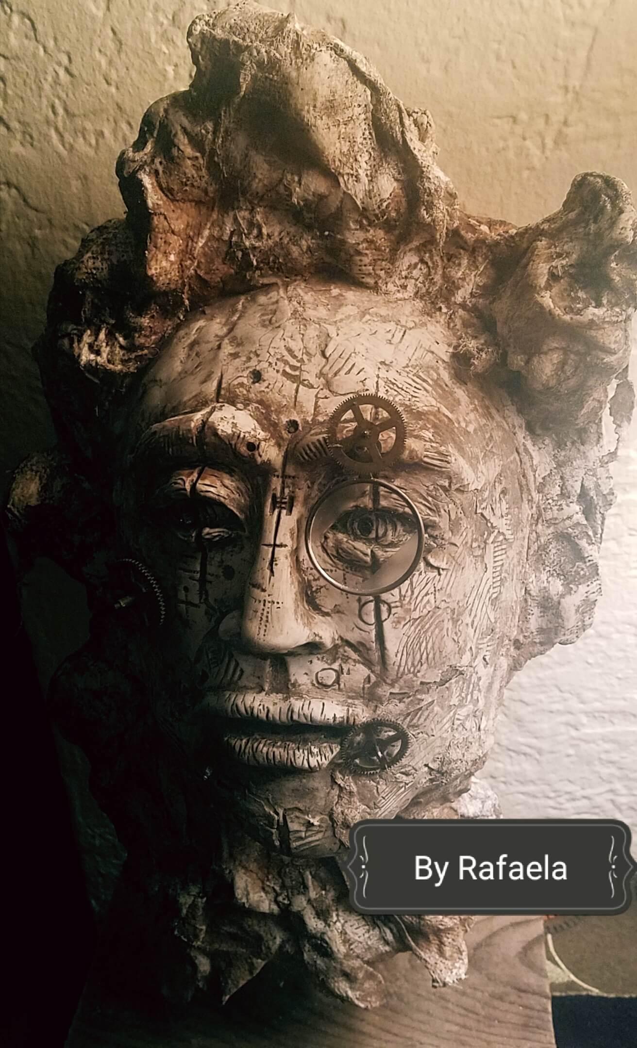 Rafaela Wickstrum clay artist figure 1
