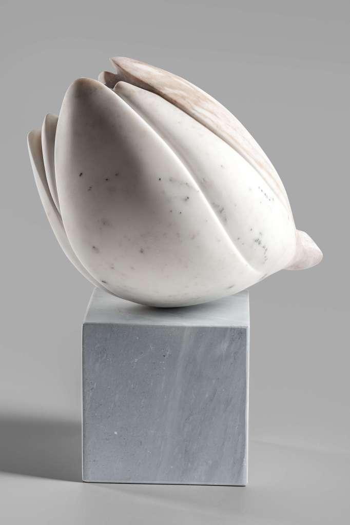 marble sculptor Yoko Kubrick pod view 2
