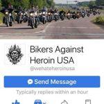 Bikers Against Heroin USA
