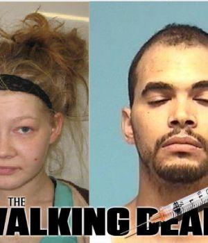 walking dead duo