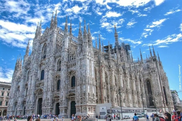 The city of Milan: the city of Expo World Fair 2015