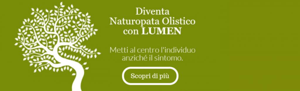 diventare naturopata LUMEN