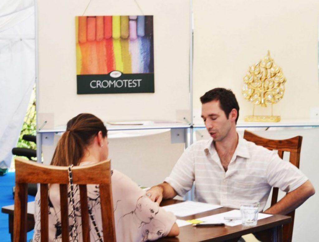 cromoterapia a Naturolistica con Alessandro Pera
