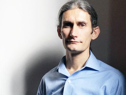 Paolo Premori - Naturopata, Iridologo - Docente Scuola LUMEN