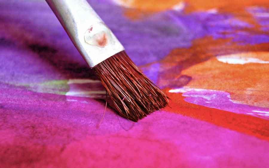 la terapia dei colori