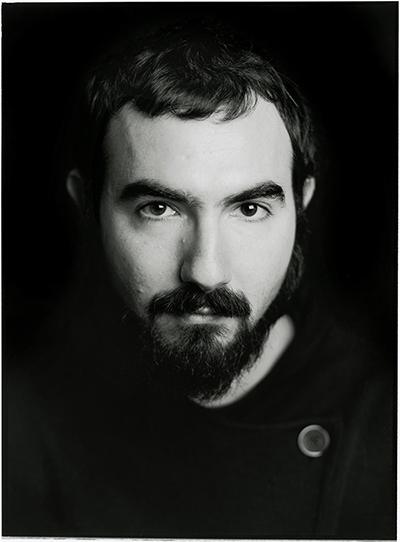 Man's portrait, Alessandro