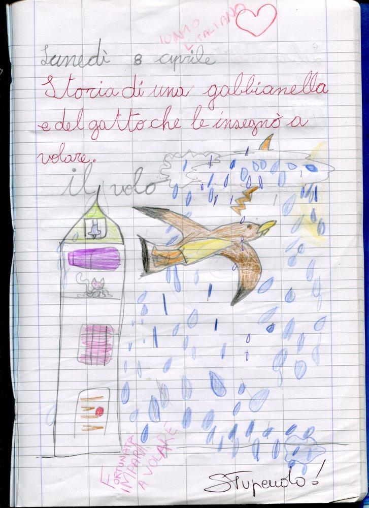 LA GABBIANELLA E IL GATTO 1 (1/2)