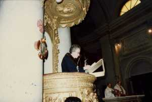 festa ringraziamento 25-01-1981 galgiana
