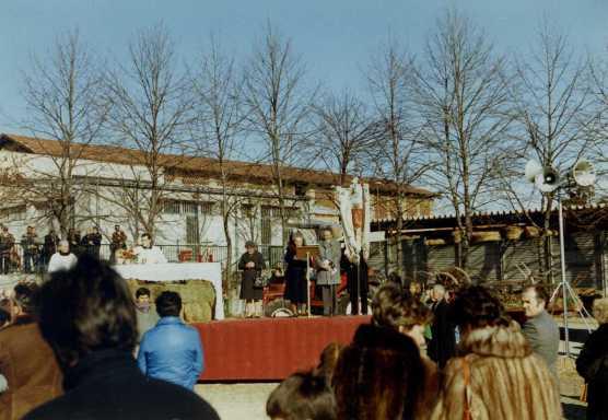 festa ringraziamento 26-01-1986 rogoredo