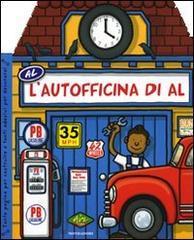 l'AUTOFFICINA DI AL, un libro un po' gioco e un po' scuola