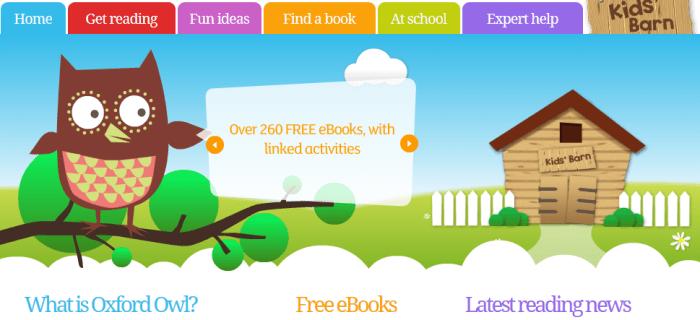 Ebook in inglese per bambini gratis