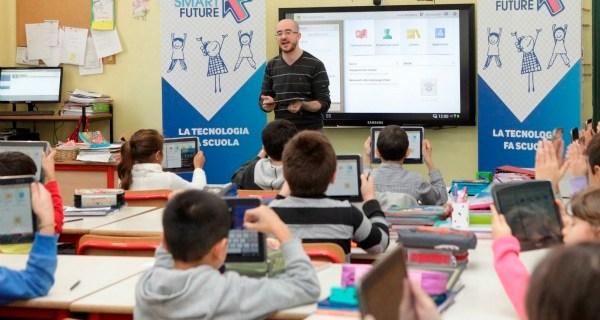 Come funziona la scuola digitale