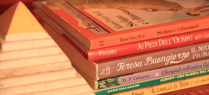 Libri per bambini ambientati nella storia antica