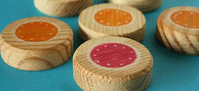 Giochi in legno che stimolano la fantasia
