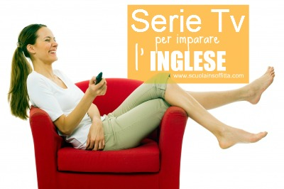 Serie tv in inglese per imparare la lingua