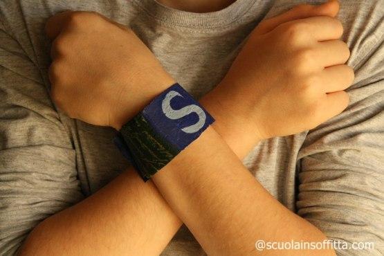 bracciale personalizzato